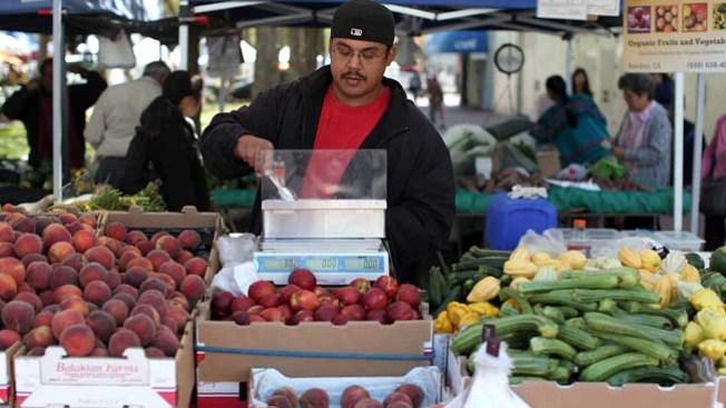 Mercado Verde: come local y fresco