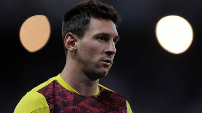 Leo Messi: tres lesiones en tres meses