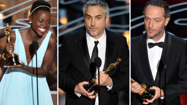 Los mexicanos arrasan en los Oscar