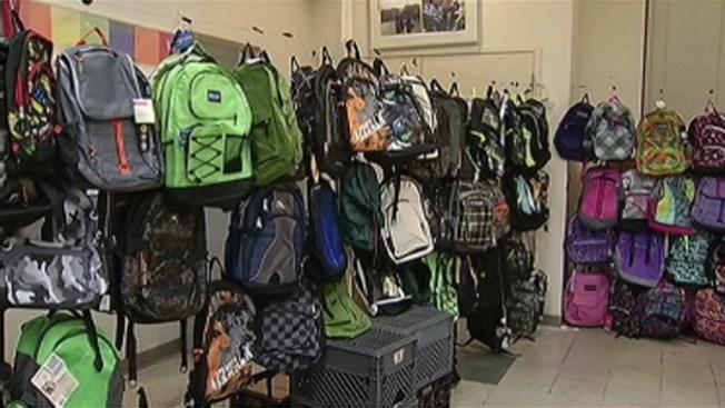 San José: 2,800 mochilas para niños