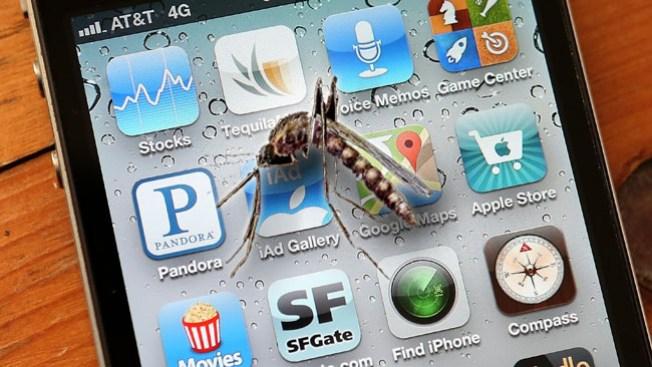 App promete ahuyentar mosquitos