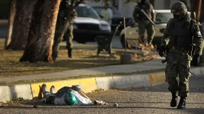 Mexicanos se sienten derrotados ante el narco