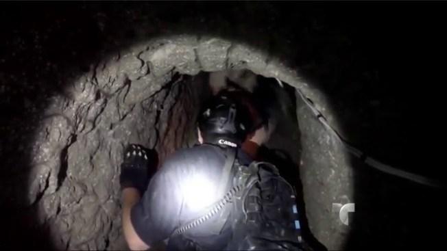Narco-túnel sería del cartel de Sinaloa