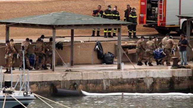 Nueva tragedia marítima en Italia