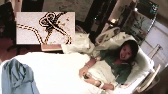 Video: Pham en su cuarto de hospital