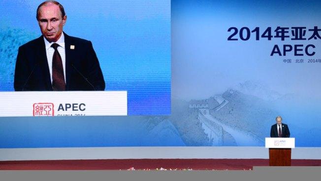 China: los esquinazos de Obama a Putin