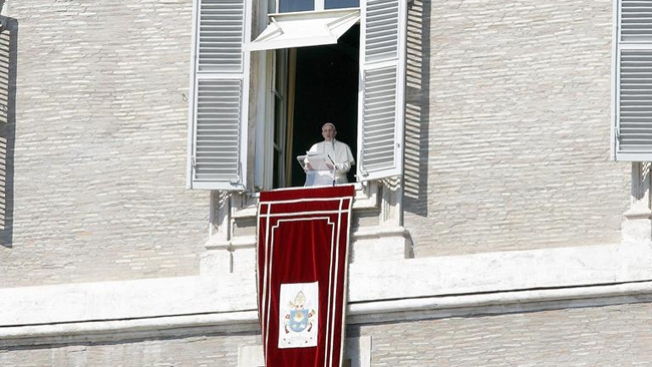 El Papa agradece las condolencias