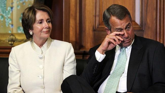 Siria: Pelosi y Boehner apoyan a Obama