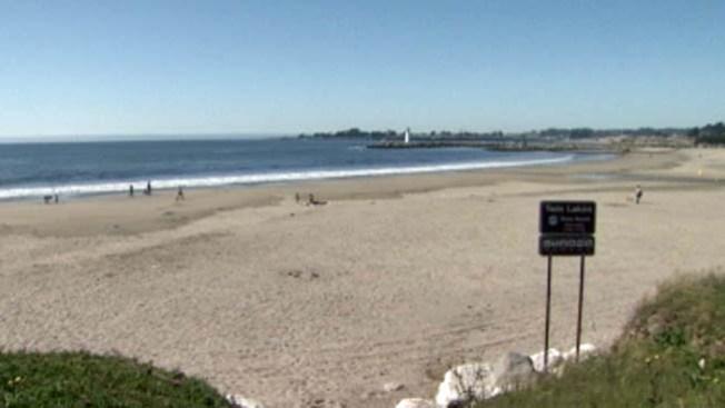 Santa Cruz: alerta por jeringas en playa