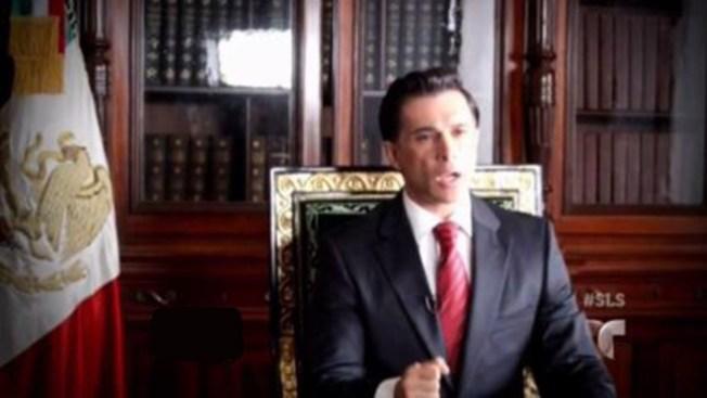 Critican película por parecido a Peña Nieto