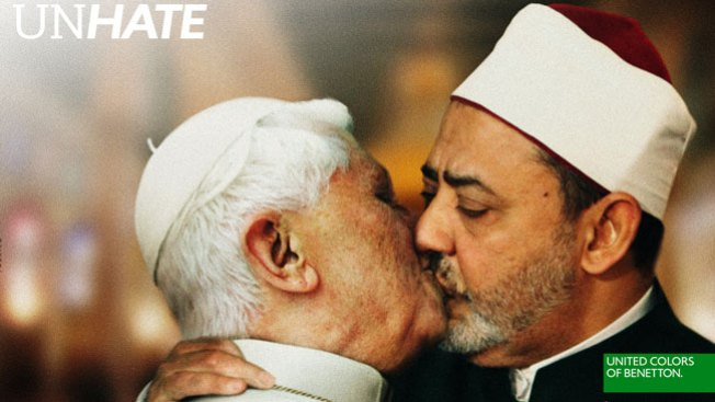 El Vaticano le declara la guerra a Benetton