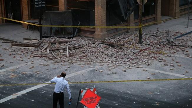 Napa recuerda a un año de terremoto de 6 grados