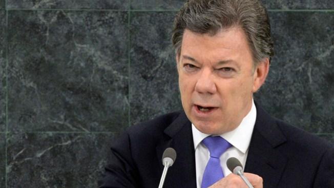 Presidente de Colombia a la reelección