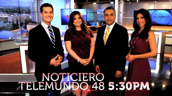Noticiero Telemundo 48, ahora media hora más
