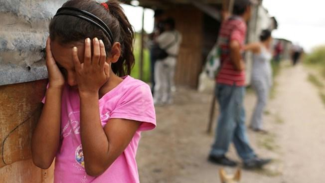 Rescatan a 54 niños víctimas de crueldad