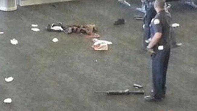 LAX: tirador quería morir en el ataque
