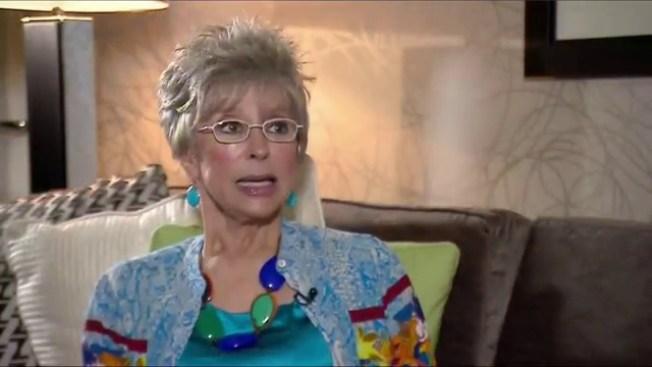 Rita Moreno y sus memorias explosivas