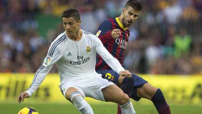 El Barça gana 2 a 1 al Madrid