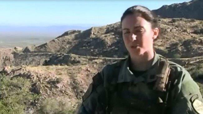 Ella salva a inmigrantes en el desierto