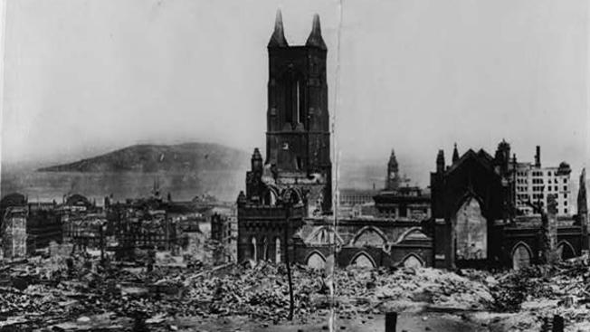 """Recuerdan el """"Gran Terremoto"""" de SF"""