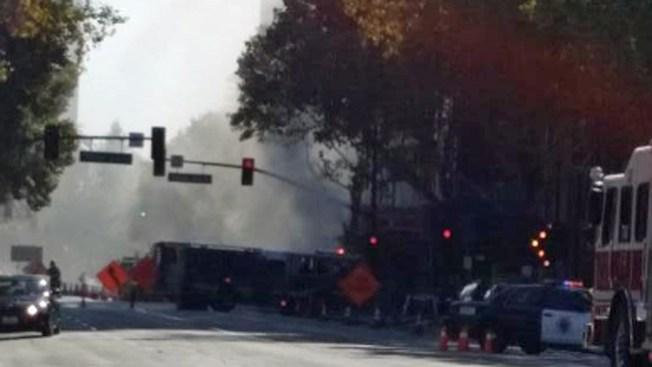 San José: desalojos por fuga de gas