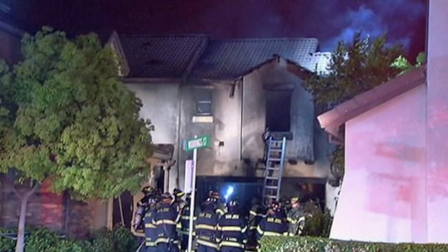 San José: Alarma salva a 9 en incendio
