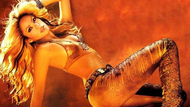 Premian curvas de Shakira