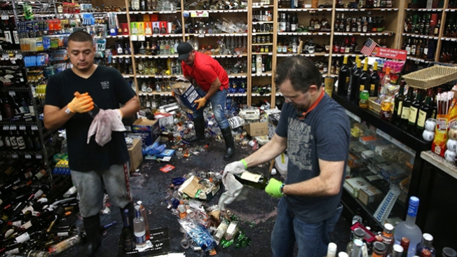 Se afecta la industria del vino tras sismo