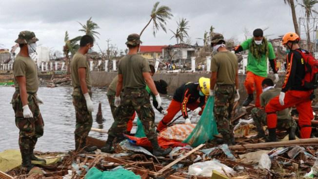Más muertes y devastación en Filipinas