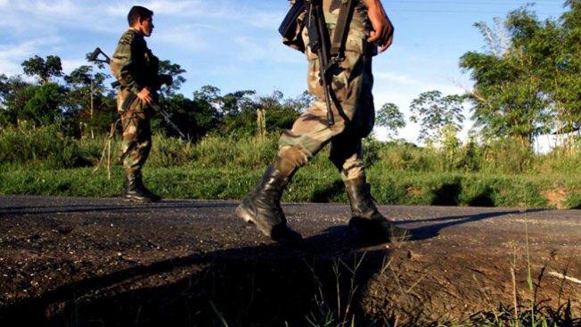 FARC reconocen captura del general