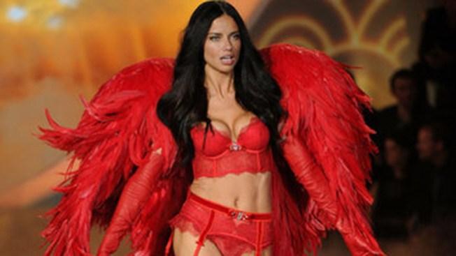 Adriana Lima, uno de los ángeles sexys