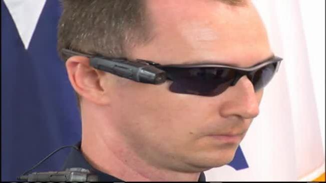 Policías llevarán cámaras en los lentes