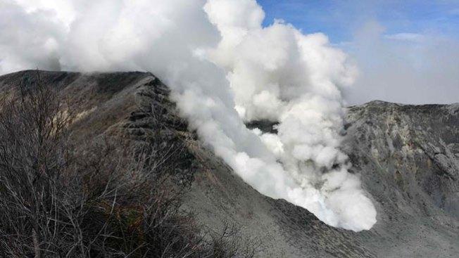 Costa Rica: se activa volcán Turrialba