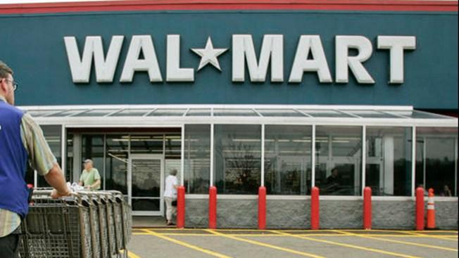 ¡Pánico en tienda Wal-Mart!