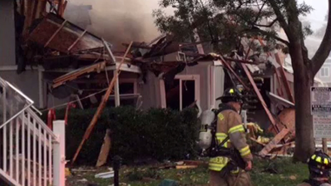 Walnut Creek: explosión deja heridos