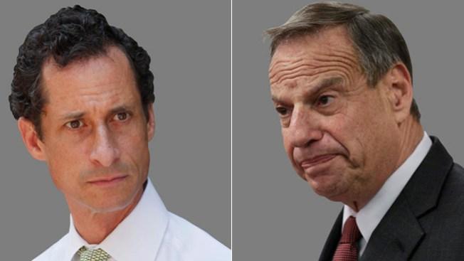 Políticos enfrentan escándalos sexuales