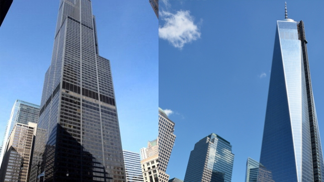WTC destrona a la Torre Willis