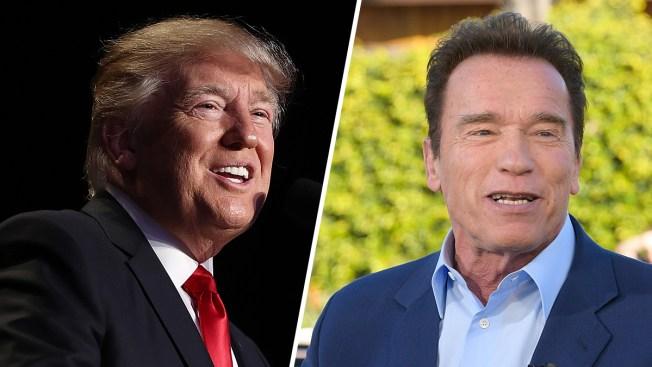 Schwarzenegger pide a Trump que rechace apoyo de racistas