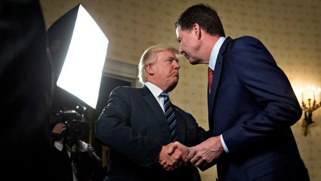 """Comey y el polémico reporte sobre el FBI: """"¿éso es todo?"""""""