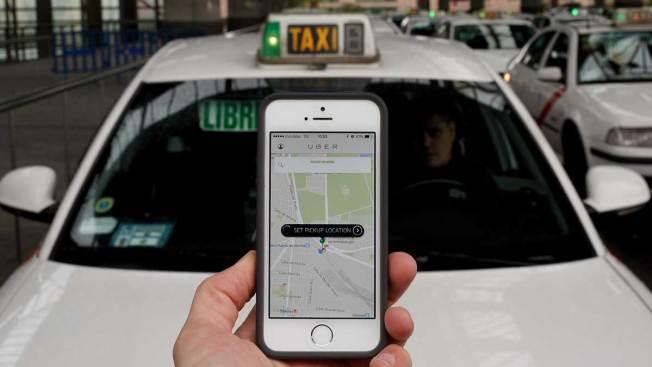 Uber pacta acuerdo con la Ciudad de Nueva York