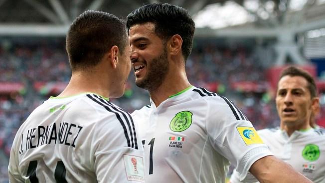 Eligen a Hirving Lozano como el Mejor Jugador del México - Rusia