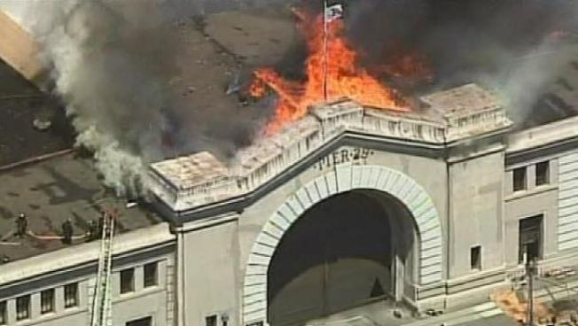 Incendio en San Francisco