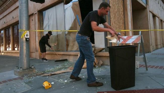 Lo que debes hacer después de un sismo