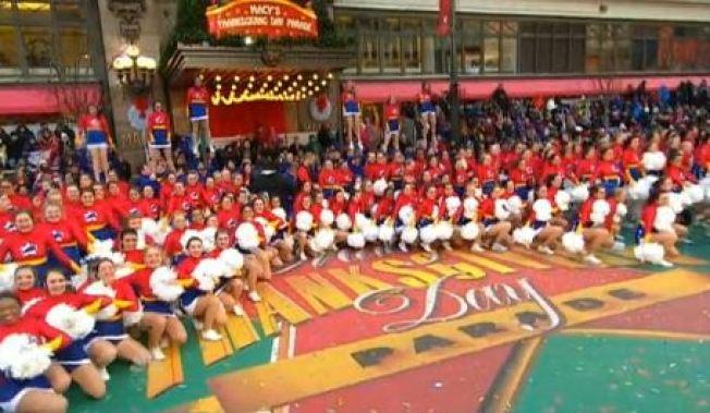 Vientos no afectaron desfile de Macy's