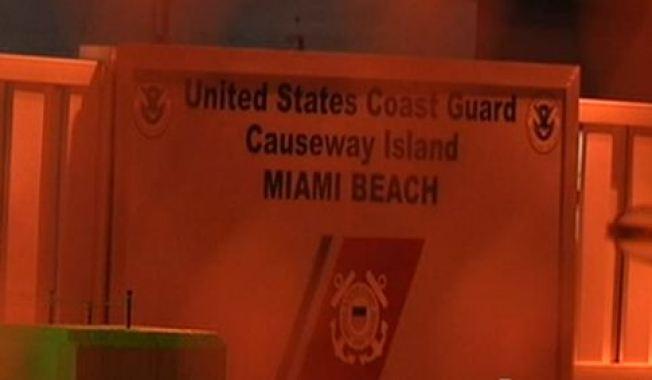 4 muertos en naufragio en Miami Beach