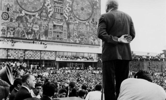 Gobierno reconoce masacre de 1968 como crimen de Estado