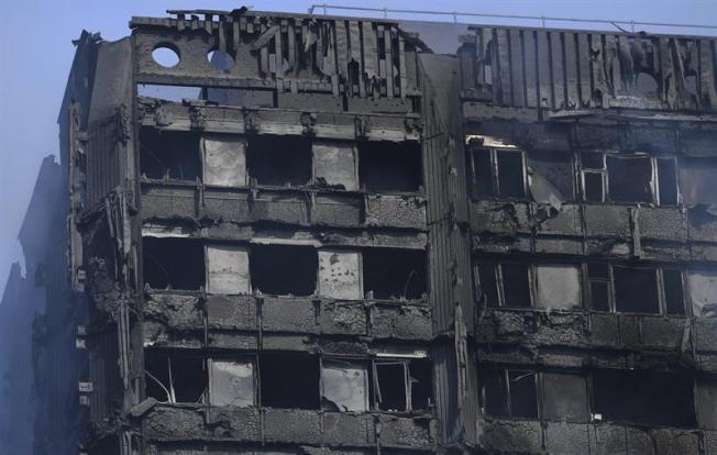 May ordena investigar incendio en edificio