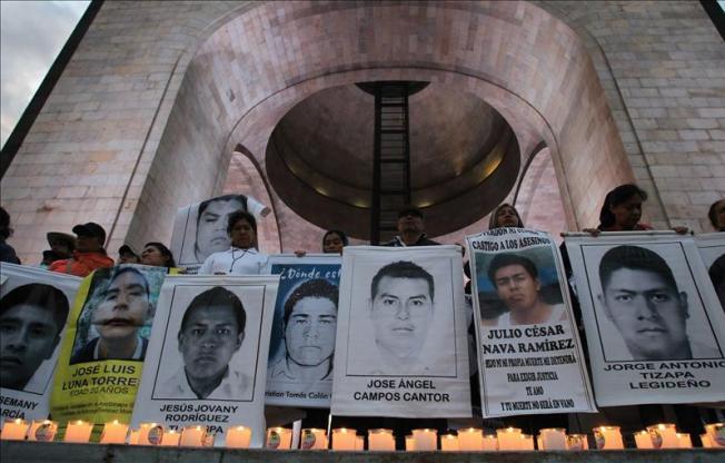 México no pudo dar cifras de desaparecidos