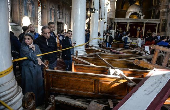 Uruguay condena ataque terrorista a una iglesia de El Cairo