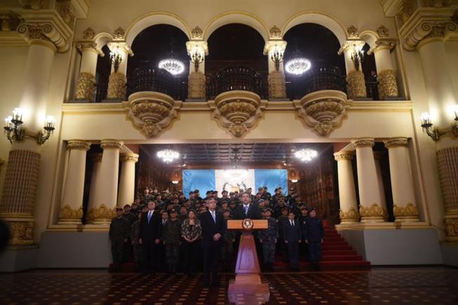 Guatemala prohíbe entrada de comisionado anticorrupción